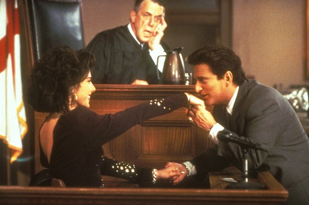 Expert Witness Defined by Marisa Tomei from My Cousin Vinny is Credible