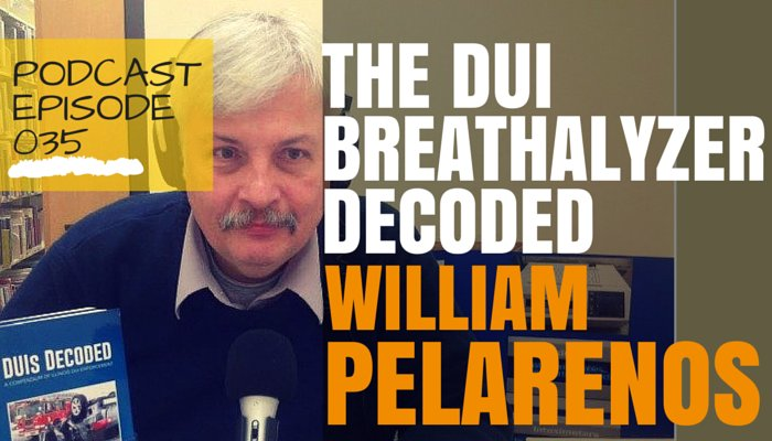 DUI Breathalyzer Machine and Procedure, DUI Expert Witness William Pelarenos Breaks it All Down