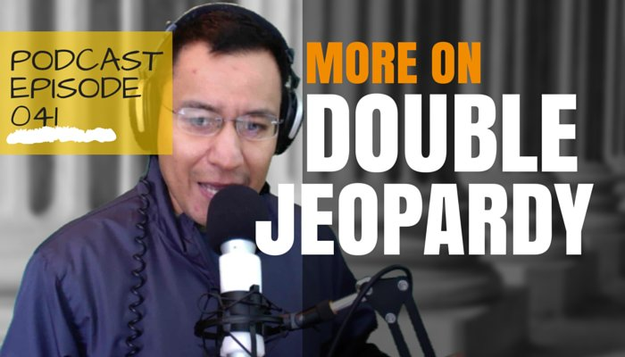 More on Double Jeopardy Definition