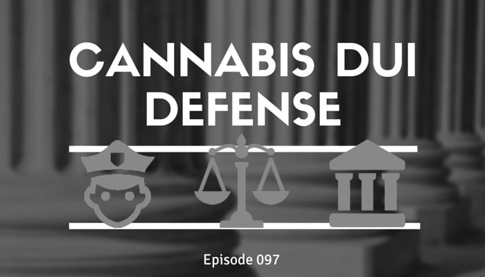 An Aggravated DUI Defense In This Cannabis Case?