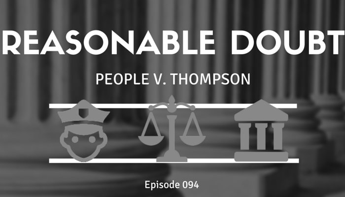 Reasonable Doubt Argument | Is This Common Prosecutorial Argument Objectionable?