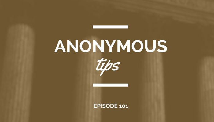 Anonymous Tip | SCOTUS Murks It All Up
