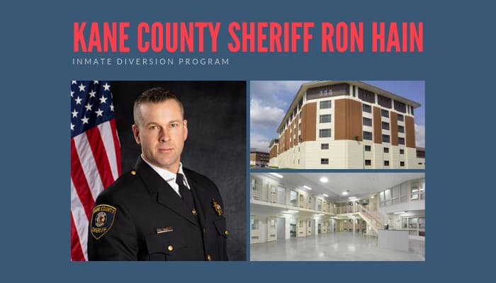 Kane County Sheriff Ron Hain Diversion Program