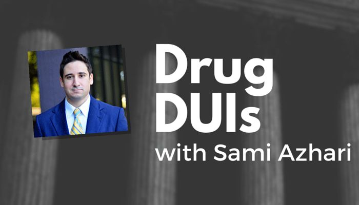 Sam Azhari on Illinois Drugged Driving Laws