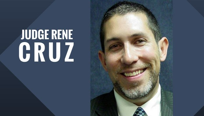 Judge Rene Cruz 16th Circuit Illinois
