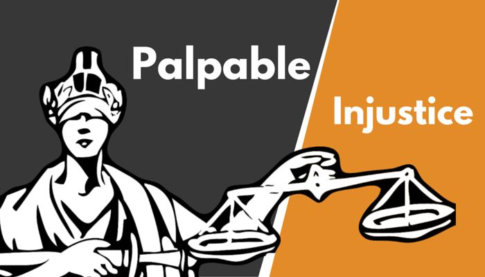 Judge Removed From Case To Prevent Palpable Injustice