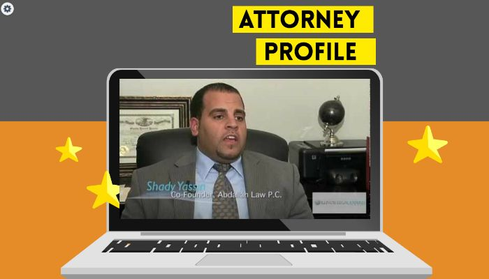 Illinois Attorney Shady Yassin