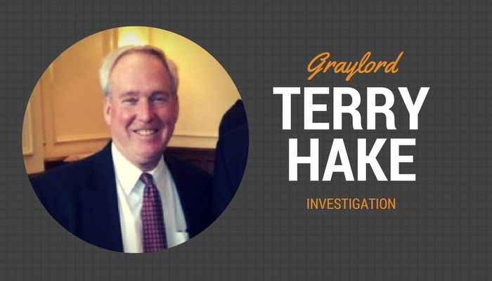 Terry Hake Operation Greylord